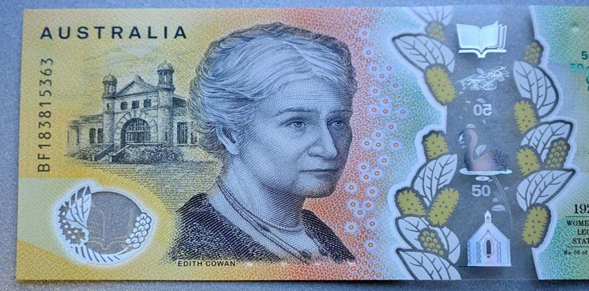 أوراق نقدية أسترالية