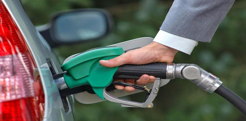 استهلاك البنزين