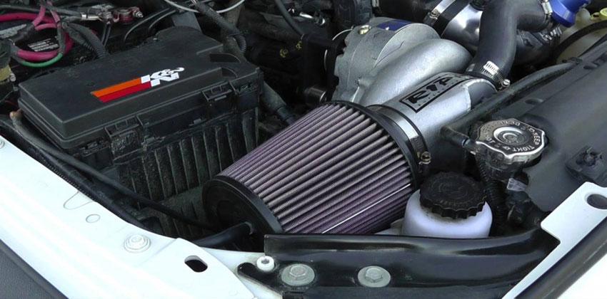 فلتر الهواء في السيارة