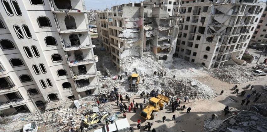 إعادة الإعمار بسورية