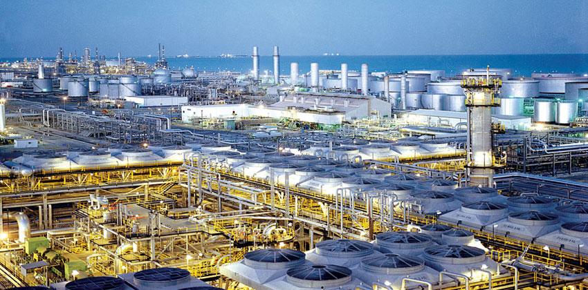 استخراج النفط