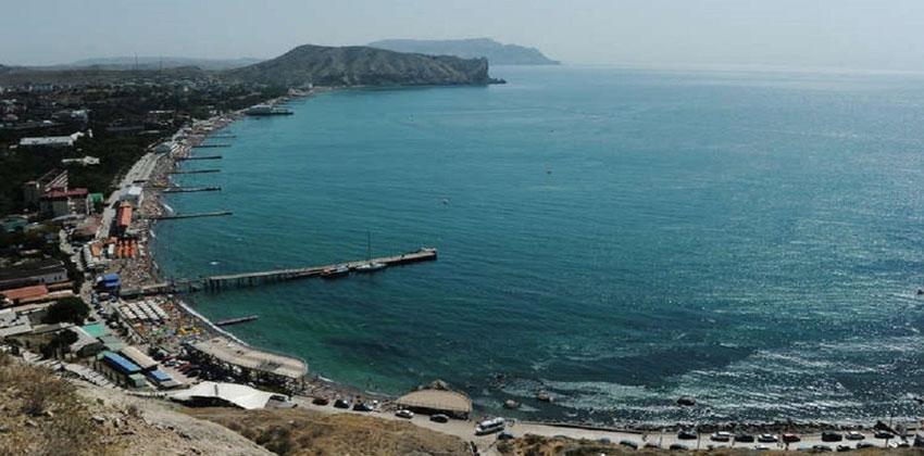 اتفاق تجاري بين القرم وسورية