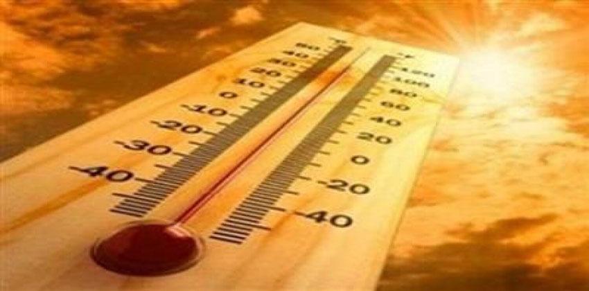 ارتفاع غير مسبوق بدرجات الحرارة