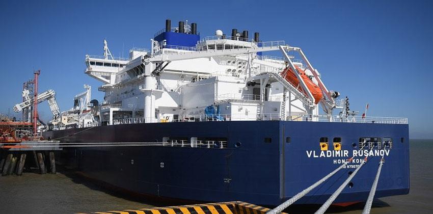 15 ناقلة ستنضم إلى أسطول نقل الغاز الروسي