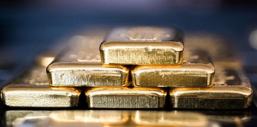 الذهب والبلاديوم