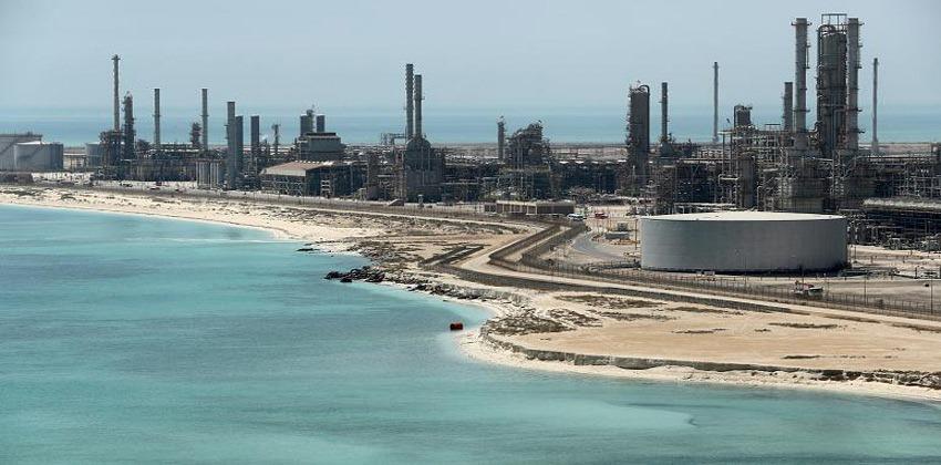 إنتاج النفط في السعودية