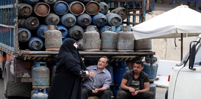 وصول ناقلة غاز إلى سورية
