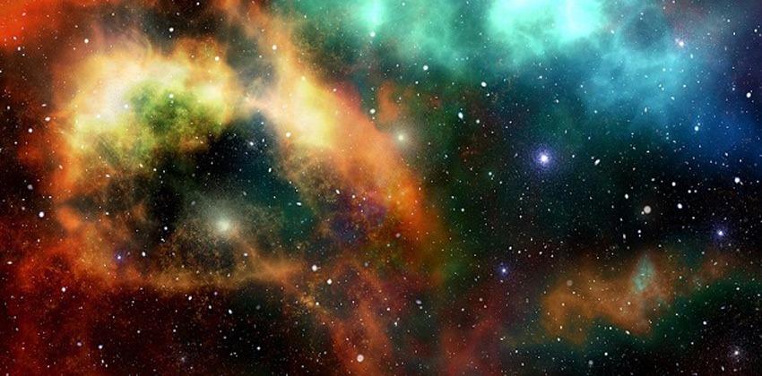 شبكة من الغازات الخفية تملأ الكون