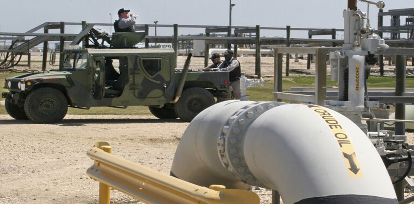 احتياطي النفط الاستراتيجي الأمريكي