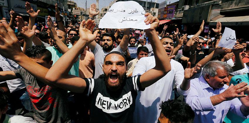 البطالة في الأردن