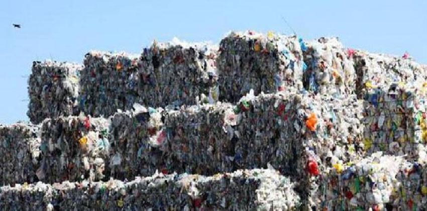 استخراج الوقود من النفايات