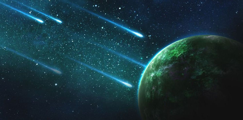 ليزر لحماية الأرض من الكويكبات