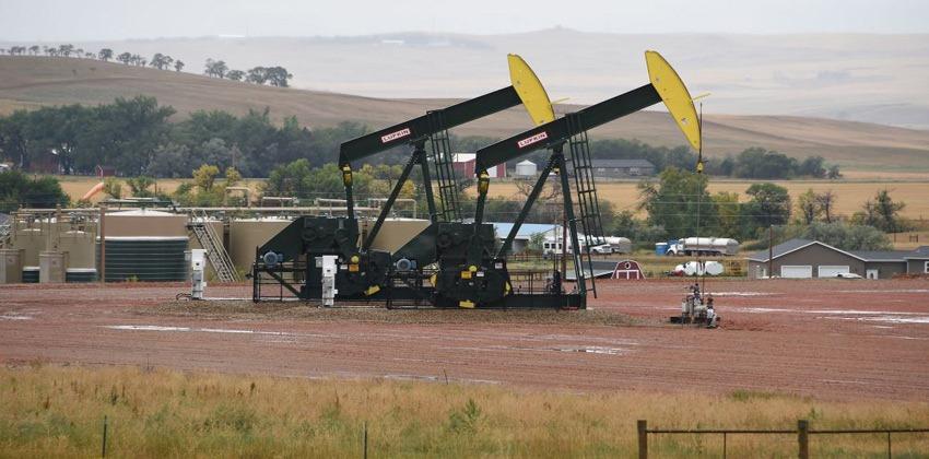 مخزون النفط الاستراتيجي الأمريكي