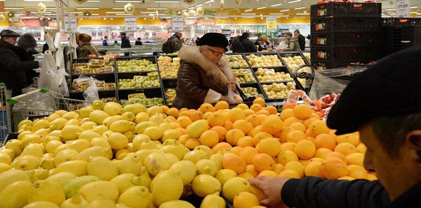 سورية تتعاقد على تصدير آلاف الأطنان من الحمضيات
