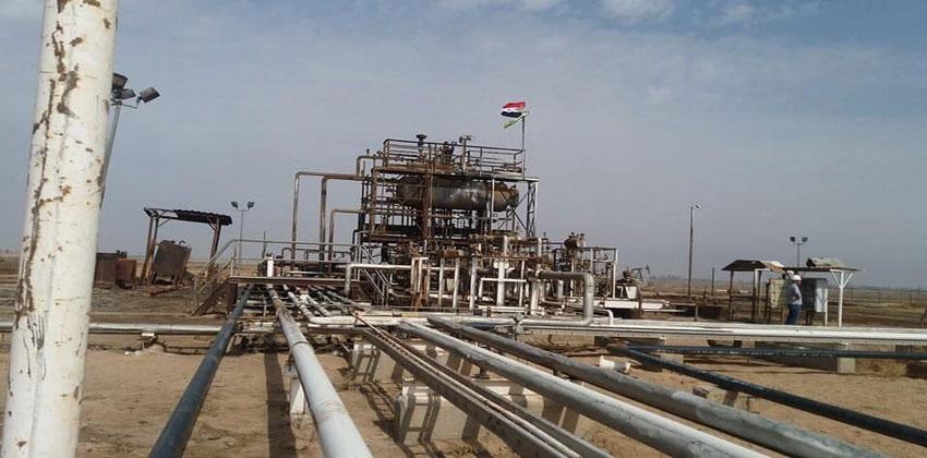 حقول النفط والغاز في سورية
