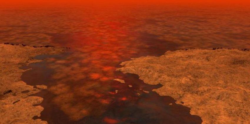 الكشف عن سر بحيرات الميثان على قمر تيتان