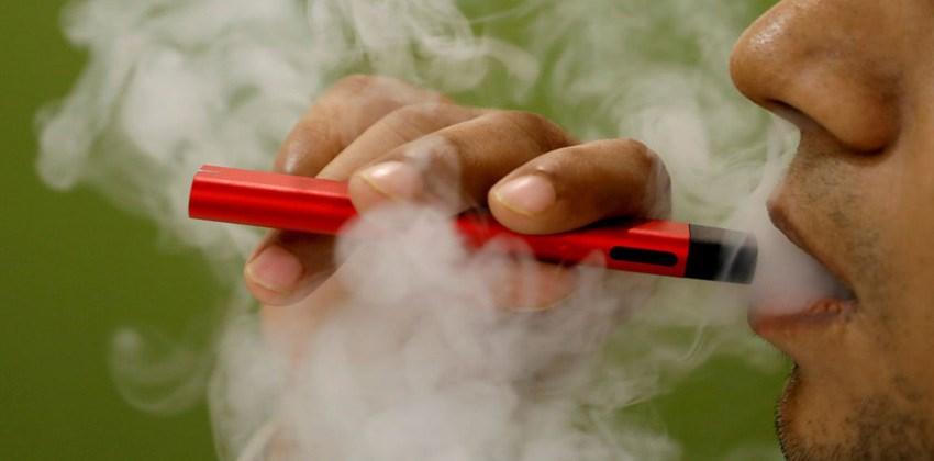 العلاقة بين دخان السجائر الإلكترونية وسرطان الرئة