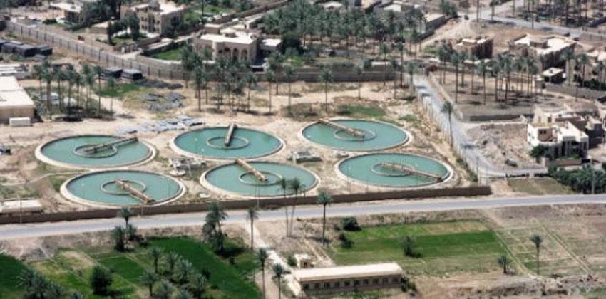 إعادة تدوير المياه