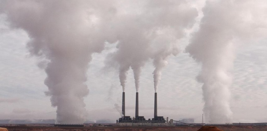 البراكين بريئة من الاحتباس الحراري