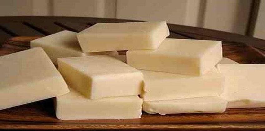 صناعة الصابون النقي بالاعتماد على الزيت المستعمل