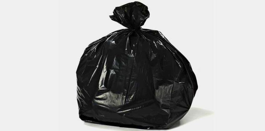 البلاستيك الأسود السام