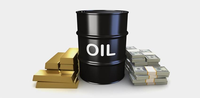 النفط والدولار والذهب