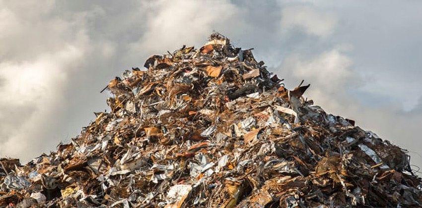 إنشاء مكب النفايات الفعال