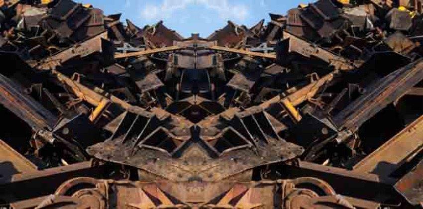 إعادة تدوير الفولاذ