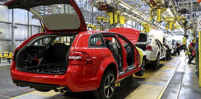 الإنتاج الصناعي الأمريكي