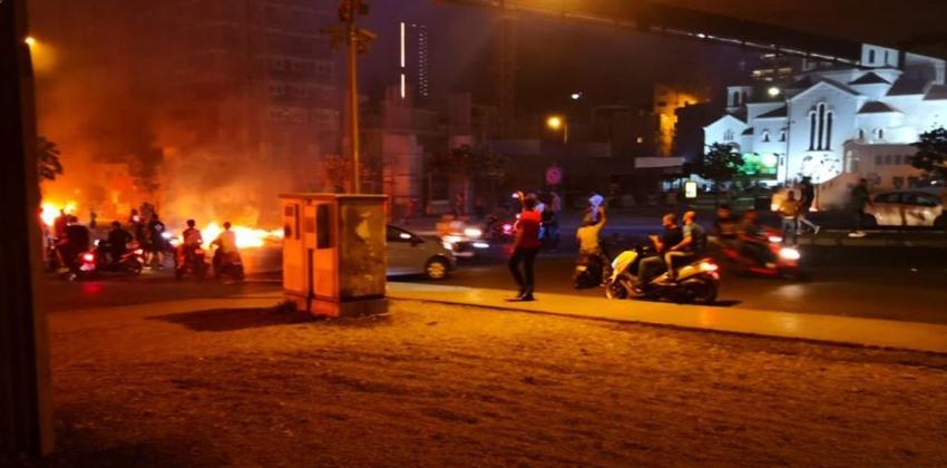 الأزمة اللبنانية تخنق الاقتصاد السوري