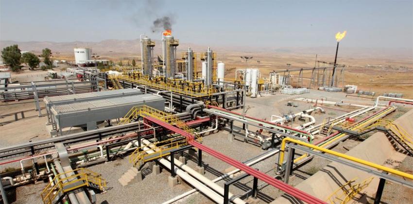 صناعة النفط والغاز