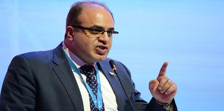 وزير الاقتصاد والتجارة الخارجية