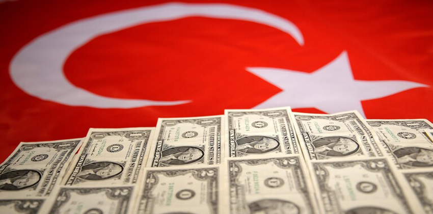 عجز التجارة الخارجية لتركيا