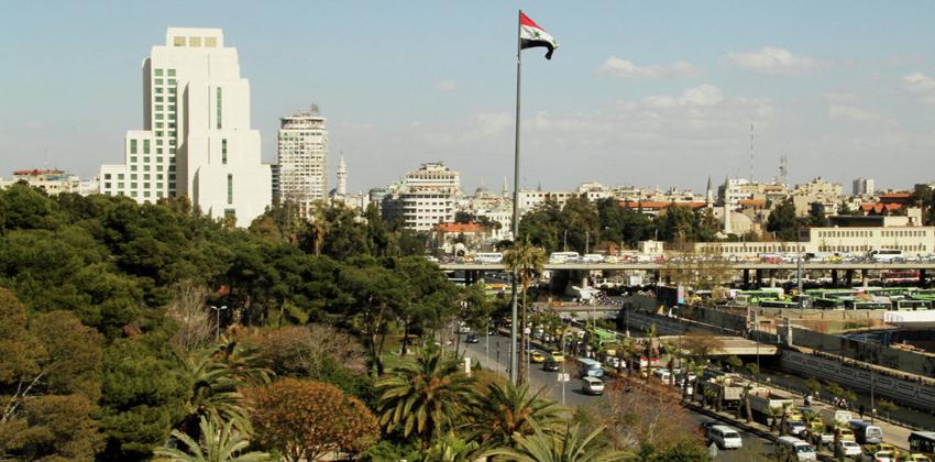 بيت تجاري بين سورية وأوسيتيا الجنوبية