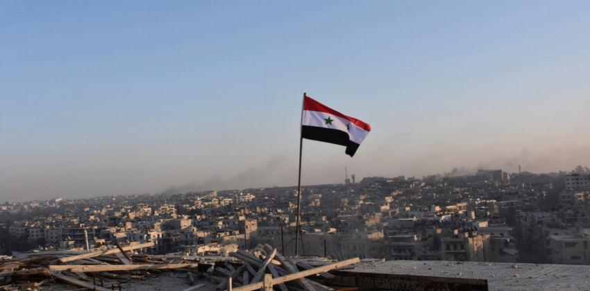 البنية التحتية في سورية