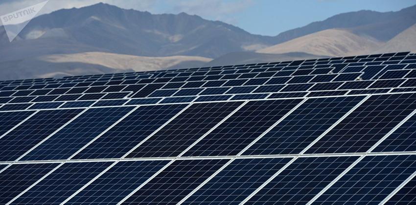 أكبر محطة للطاقة الشمسية في العالم