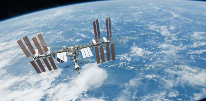 إزالة العنصر: البحث عن المعادن من محطة الفضاء الدولية البحث عن المعادن من محطة الفضاء الدولية
