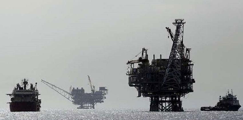 أول بئر نفطية قبالة سواحل لبنان