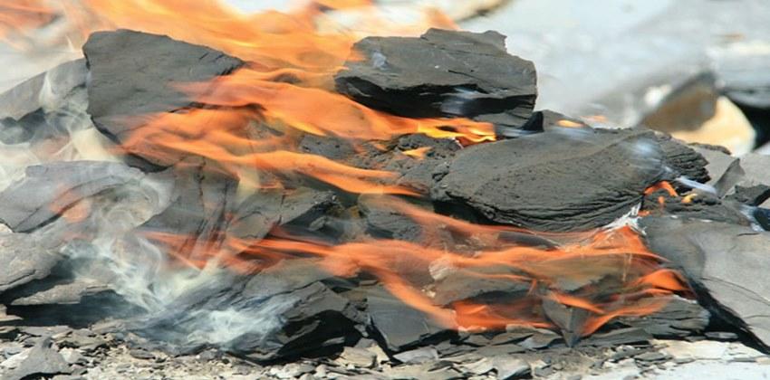 الغاز الصخري