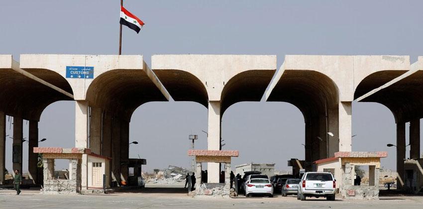 سورية والأردن