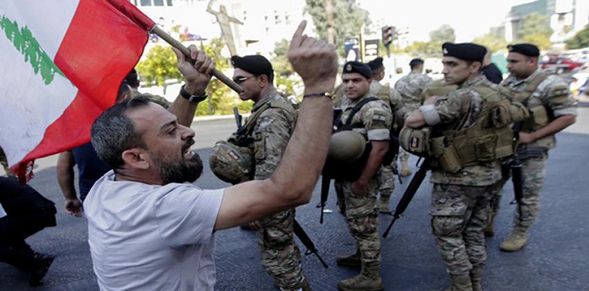 الأزمة السياسية في لبنان
