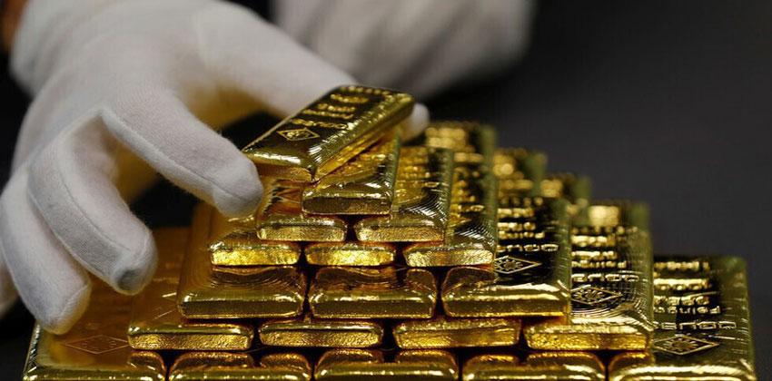 احتياطيات الذهب