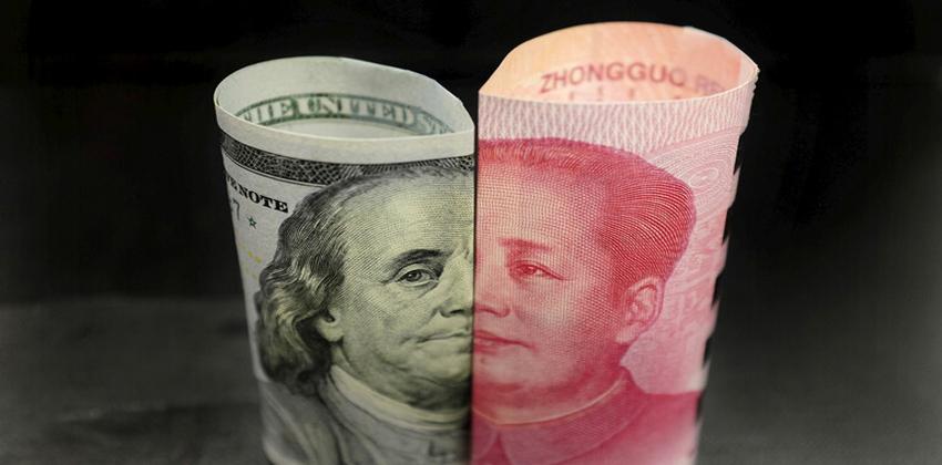 الفائض التجاري الصيني