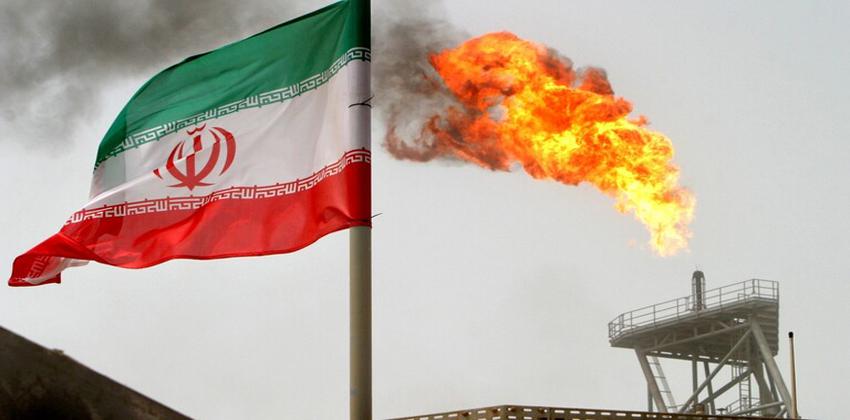 صادرات إيران النفطية