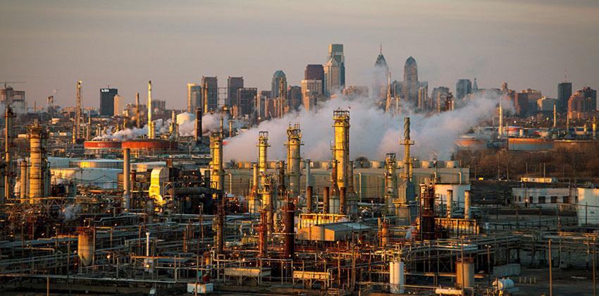 تكرير النفط في الصين