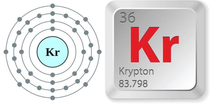 عنصر الكريبتون
