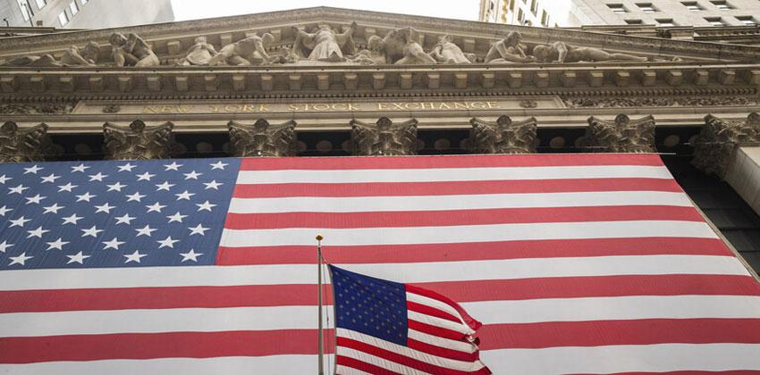 البورصة الأمريكية