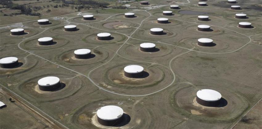مخزون النفط