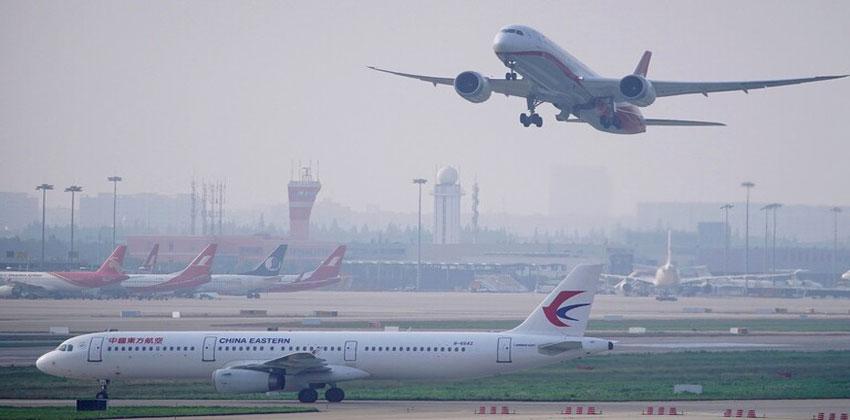 قطاع الطيران الصيني