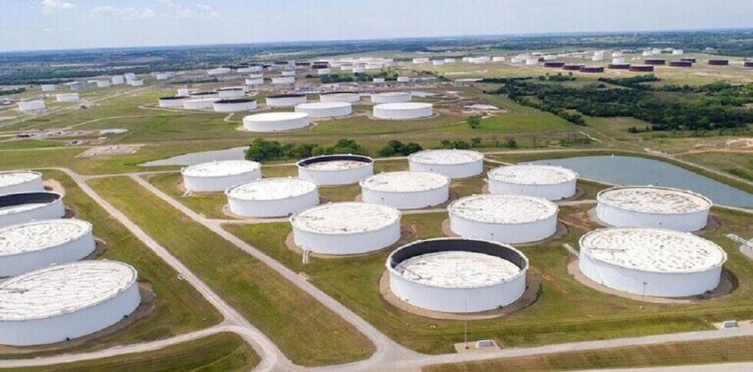 مخزونات النفط الخام